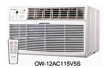 Olmo Ow 12ac115v5s 12 000 Btu Cool Only Window Wall Air