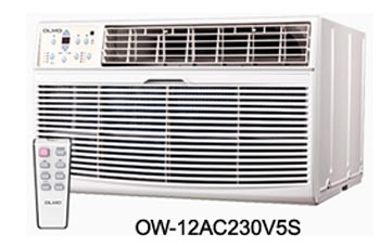 Olmo Ow 12ac230v5s 12 000 Btu Cool Only Window Wall Air