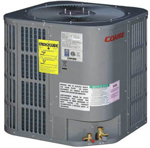 Coaire Coth 42m2z 3 5 Ton Heat Pump Central Air