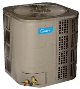 Midea Mova 48hn1 M13 4 Ton Central Air Conditioner